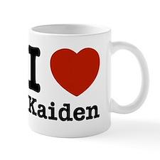 I Love Kaiden Mug