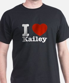 I Love Kailey T-Shirt