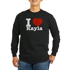I Love Kayla T