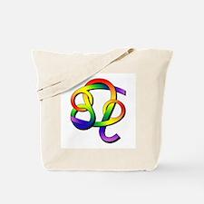 GLBT Cancer & Leo Tote Bag