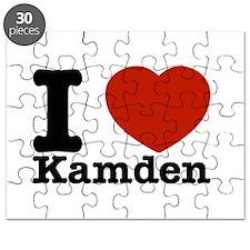 I Love Kamden Puzzle
