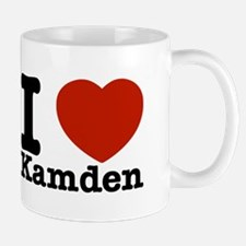 I Love Kamden Small Small Mug