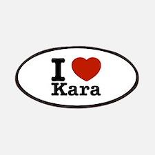 I Love Kara Patches