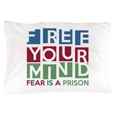 Free Your Mind Pillow Case