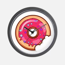 Donuts Are The Greatest Wall Clock