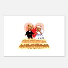 Wedding Postcards (Package of 8)