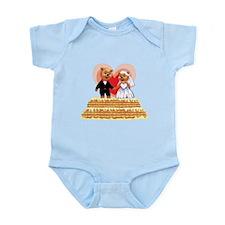 Wedding Infant Bodysuit