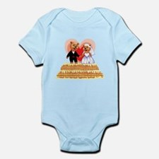 Wedding Infant Bodysuit