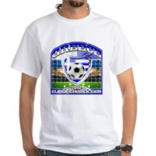 Greece European Soccer 2012 Shirt