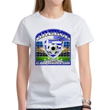 Greece European Soccer 2012 Tee