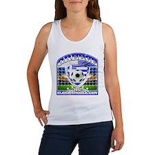 Greece European Soccer 2012 Women's Tank Top