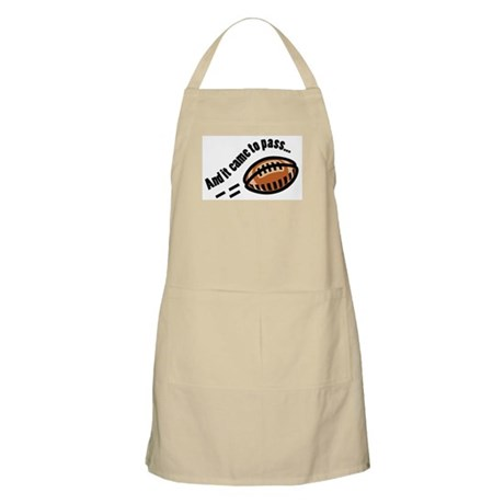 And It Came to Pass... BBQ Apron