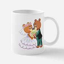 Wedding Bears Mug