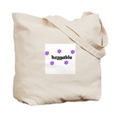 Huggable Cats Cuddle on Tote Bag