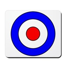 British WW1 Aircraft Insignia  Mousepad