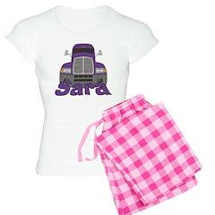 Trucker Sara Pajamas