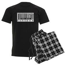 Van Nuys Citizen Barcode, Pajamas
