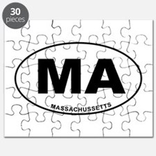 Massachussetts State Puzzle