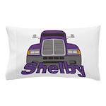 Trucker Shelby Pillow Case