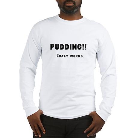 """Supernatural """"Pudding"""" Long Sleeve T-Shirt"""
