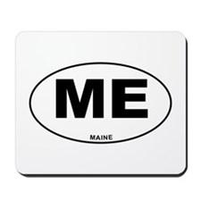 Maine State Mousepad