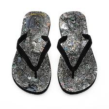 Crushed Glass ~ Flip Flops