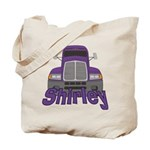 Trucker Shirley Tote Bag