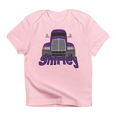 Trucker Shirley Infant T-Shirt