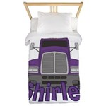 Trucker Shirley Twin Duvet
