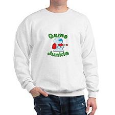 Game Junkie Sweatshirt