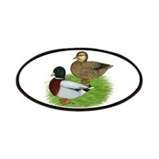 Grey Call Ducks Patches