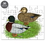 Grey Call Ducks Puzzle
