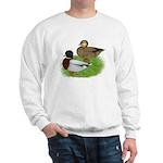 Grey Call Ducks Sweatshirt