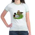 Grey Call Ducks Jr. Ringer T-Shirt
