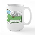 The Park Large Mug