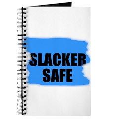 SLACKER SAFE Journal