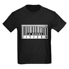 La Mirada Citizen Barcode, T