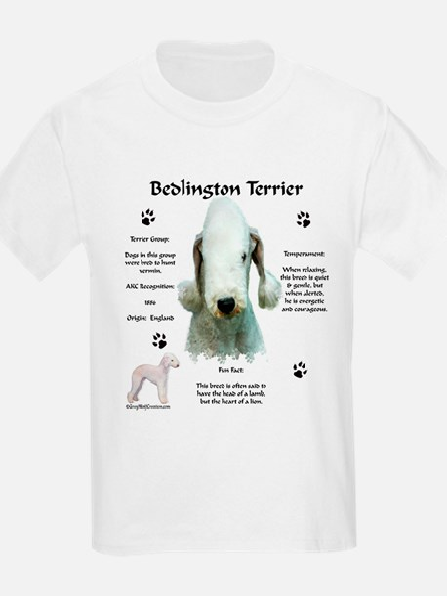 Bedlington 1 Kids T-Shirt