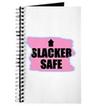 HACKER SAFE (IN THE PINK) Journal