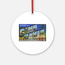 Camp Davis North Carolina Ornament (Round)