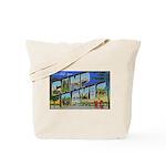 Camp Davis North Carolina Tote Bag