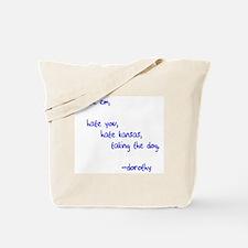 Auntie Em Tote Bag