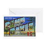 Camp Davis North Carolina Greeting Cards (Package