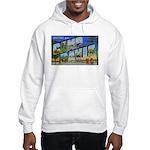 Camp Davis North Carolina Hooded Sweatshirt