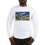 Camp Davis North Carolina Long Sleeve T-Shirt
