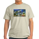 Camp Davis North Carolina Ash Grey T-Shirt