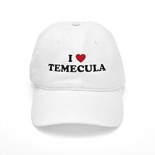 I Love Temecula, California Baseball Cap