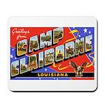 Camp Claiborne Louisiana Mousepad