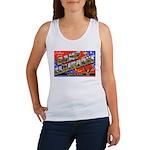 Camp Claiborne Louisiana Women's Tank Top
