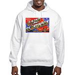 Camp Claiborne Louisiana Hooded Sweatshirt